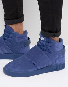 Кроссовки adidas Originals Tubular Invader - Синий