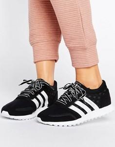 Кроссовки Adidas Los Angeles performance - Черный