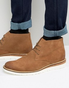 Ботинки на шнуровке Dead Vintage - Рыжий