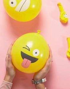 Воздушные шары со смайликами NPW - Мульти