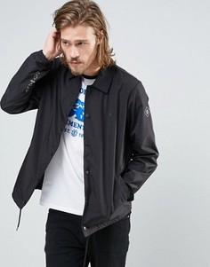 Черная спортивная куртка Element Murray - Черный