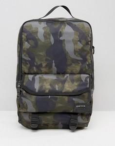 Черный рюкзак с логотипом Diesel - Черный