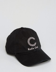 Бейсболка Carhartt WIP X P.A.M Radio Club - Черный