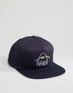 Бейсболка Poler - Темно-синий