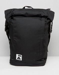 Рюкзак с откидным верхом Poler Camdura - Черный