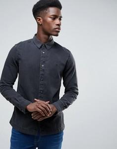 Черная рубашка Waven - Черный