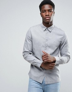 Серая рубашка Waven - Серый