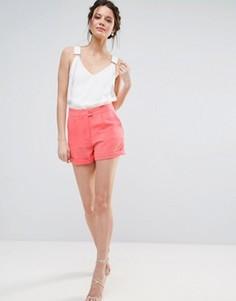 Строгие шорты Brave Soul - Розовый