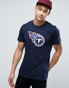 Футболка New Era NFL Tennessee Titans - Темно-синий