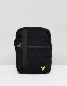 Черная сумка Lyle & Scott - Черный