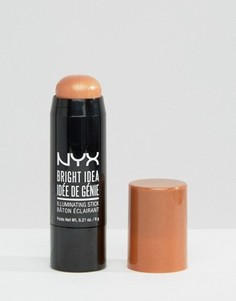 Карандаш NYX Professional Makeup Bright Idea - Коричневый