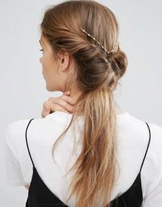 Украшение для волос ограниченной серии - Золотой Asos