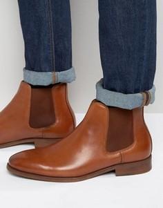 Кожаные ботинки челси ALDO Croaven - Рыжий