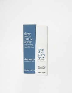 Спрей для подушки This Works Deep Sleep Pillow Spray, 75 мл - Бесцветный
