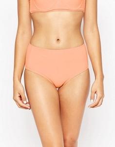 Трусики бикини с завышенной талией Boohoo Выбирай и комбинируй - Оранжевый