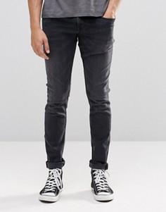 Черные джинсы скинни Pepe Finsbury D91 - Черный