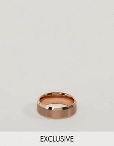 Полированное кольцо Reclaimed Vintage - Золотой