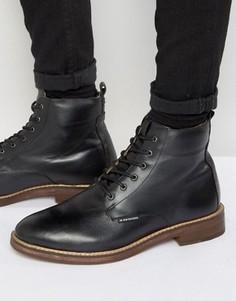 Ботинки на шнуровке Ben Sherman Aine - Черный