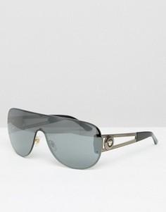 Солнцезащитные очки Versace - Серый