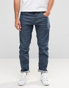 Выбеленные свободные джинсы цвета индиго Jack & Jones - Черный