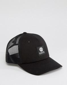 Сетчатая бейсболка Element - Черный