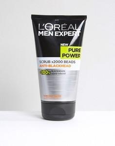 Скраб LOreal Men Expert Pure Power 150 мл - Мульти Loreal