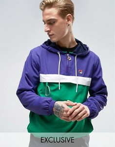 Куртка через голову Fila Vintage - Фиолетовый