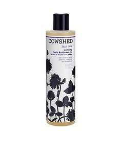 Успокаивающий гель для ванны и душа Cowshed Lazy Cow 300 мл - Бесцветный