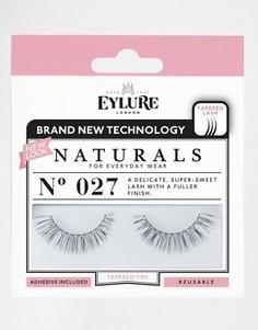 Накладные ресницы Eylure Naturals № 027 - Черный