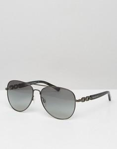 Солнцезащитные очки-авиаторы Micheal Kors - Серый