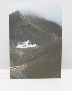 Блокнот с принтом гор Ohh Deer - Мульти