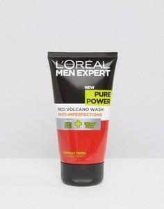 Средство для умывания LOreal Paris Men Expert Pure Power 150 мл - Мульти Loreal