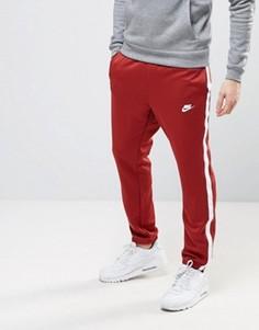 Красные джоггеры Nike Tribute 678637-675 - Красный