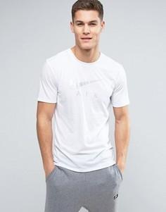 Белая футболка с логотипом Nike Air 834692-100 - Белый