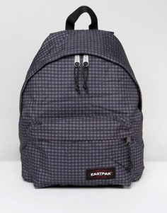 Серый рюкзак в клетку Eastpak - Серый