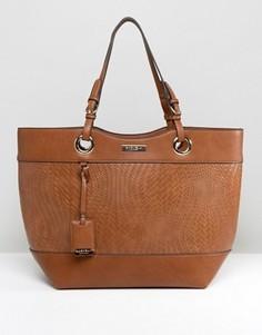 Большая сумка для покупок Carvela Lucinda - Рыжий
