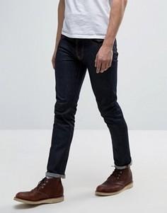 Темно-синие джинсы Nudie Jeans Co Tilted Tor - Темно-синий