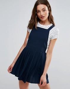 Платье-сарафан Brave Soul - Темно-синий