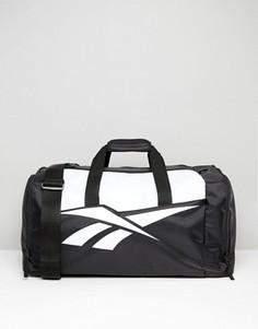 Черная сумка в стиле ретро Reebok BJ9109 - Черный