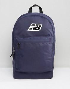 Темно-синий классический рюкзак New Balance Pelham - Темно-синий