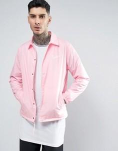 Тренерская куртка Carhartt WIP Strike - Розовый