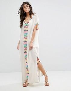 Длинное платье Star Mela Kirsie - Мульти