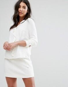 Блузка с рюшами Lavand - Белый