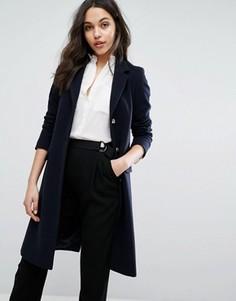 Пальто Helene Berman - Темно-синий
