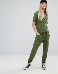Комбинезон Lee - Зеленый