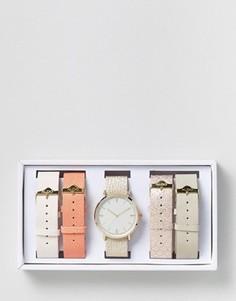 Часы со сменными ремешками ALDO - Золотой