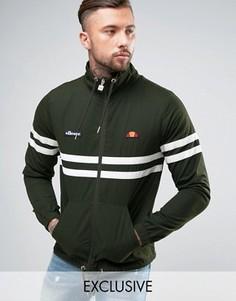Куртка с высоким воротом Ellesse - Зеленый