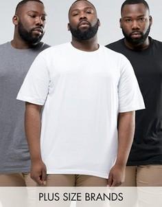 Набор из 3 футболок Dickies PLUS - Мульти