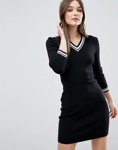 Платье QED London - Черный