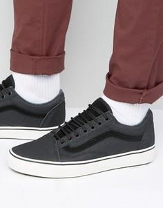 Черные кеды Vans Old Skool MTE - Черный